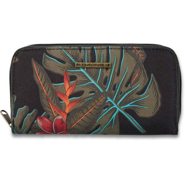 Dakine Lumen Geldbeutel mit iPhone Fach Jungle Palm