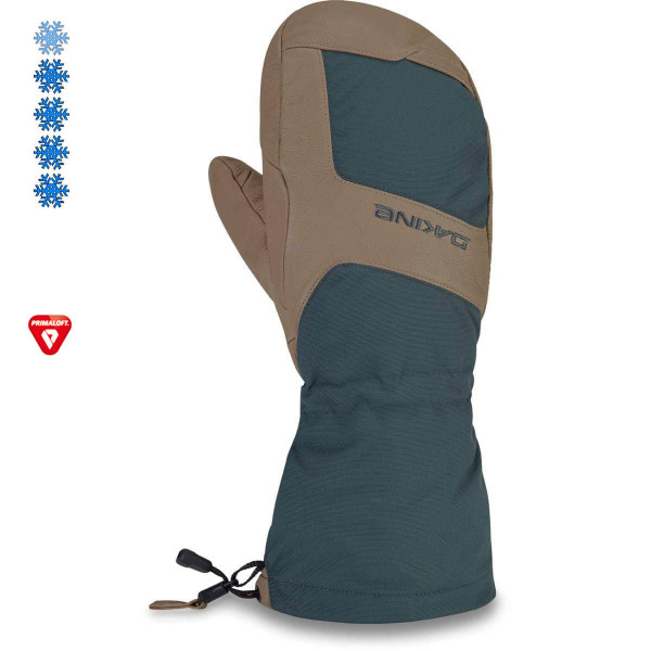 Dakine Continental Mitt Herren Ski- / Snowboard Handschuhe Stone / Dark Slate
