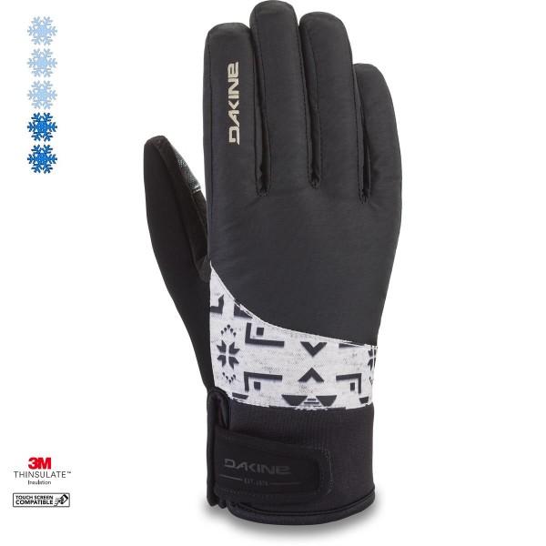 Dakine Electra Glove Damen Ski- / Snowboard Handschuhe Silverton