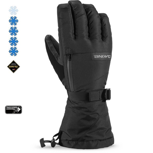 Dakine Titan Glove Ski- / Snowboard Handschuhe Black
