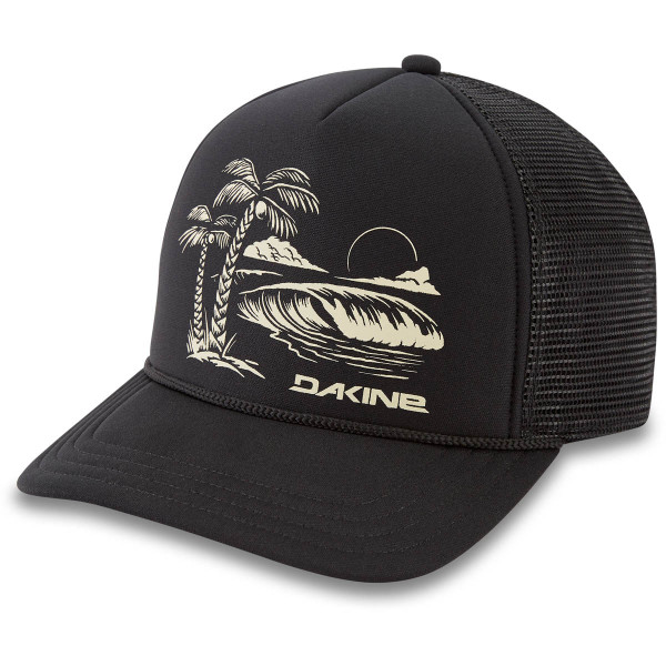 Dakine Seascape Trucker Cap Black
