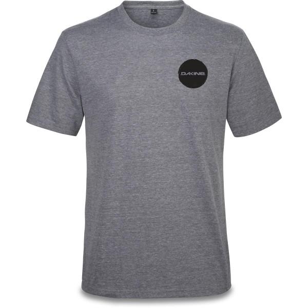 Dakine Team Player T Shirt Herren Heather Grey