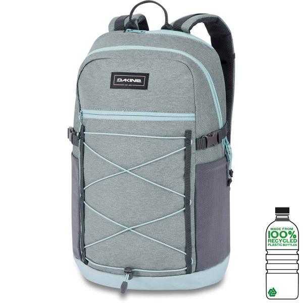 Dakine WNDR Pack 25L Rucksack mit iPad/Laptop Fach Lead Blue
