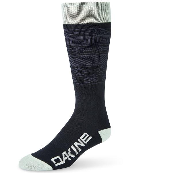 Dakine Womens Freeride Sock Damen Ski- / Snowboard Socken Green Lily / Hoxton