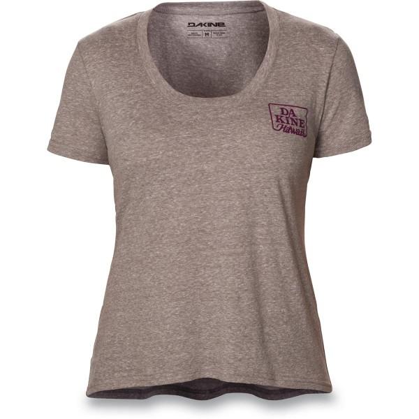 Dakine Blakeslee Damen T-Shirt Steeple Grey