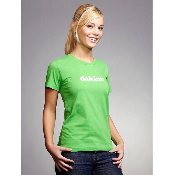 Dakine Girls Colors T-Shirt Green - Größe S