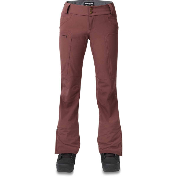Dakine Inverness Pant Damen Ski- / Snowboard Hose Rust Brown
