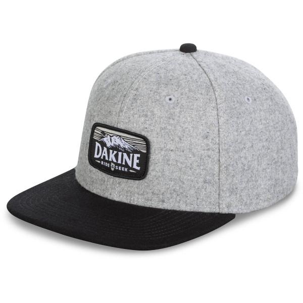 Dakine Ride & Seek Ballcap Cap Grey