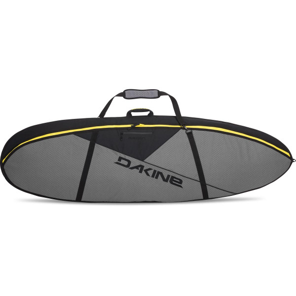 Dakine Recon Double Surfboard Bag Thruster 7'0'' Surf Boardbag Carbon