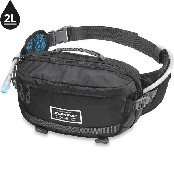 Dakine Hot Laps 5L Bike Hüfttasche inkl. 2L Trinksystem Black