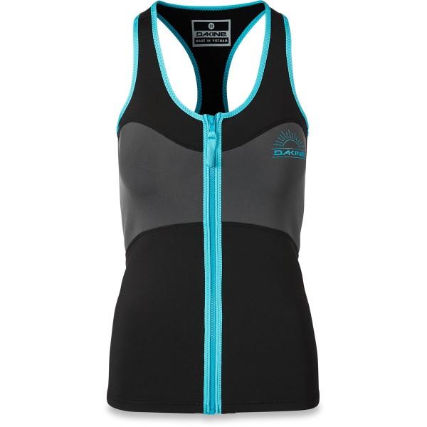 Dakine Womens 1MM Neo Vest Damen Neopren Shirt Black
