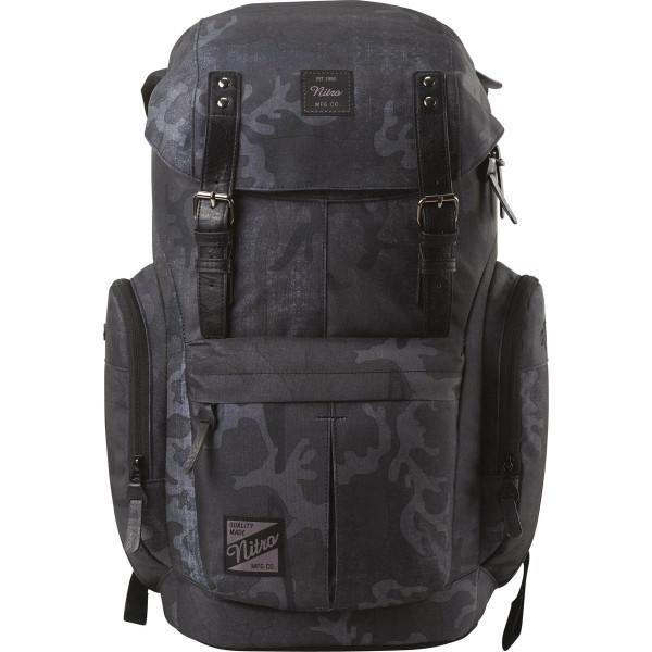 Nitro Daypacker 32L Rucksack mit Laptopfach Forged Camo