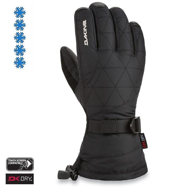 Dakine Leather Camino Glove  Damen Ski- / Snowboard Handschuhe Black