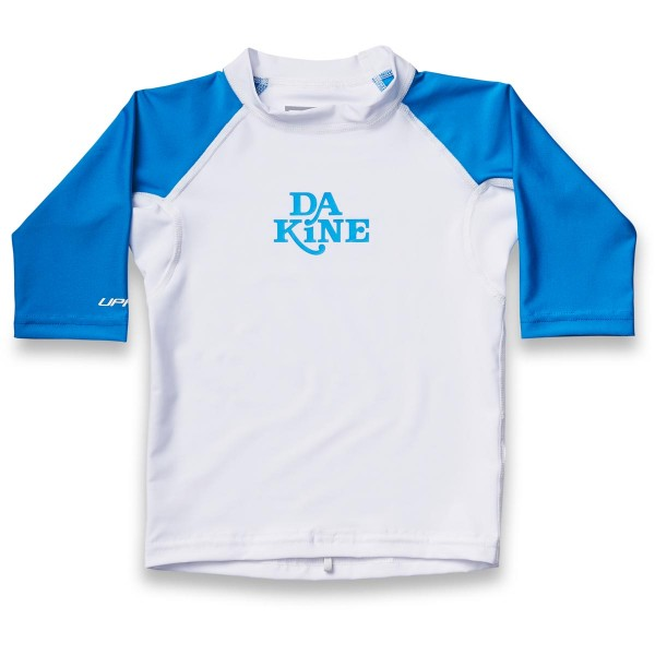 Dakine Toddler Boys Snug Fit L/S Kleinkinder Lycra White