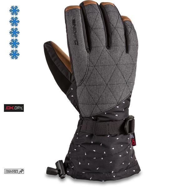 Dakine Leather Camino Glove Damen Ski- / Snowboard Handschuhe Kiki
