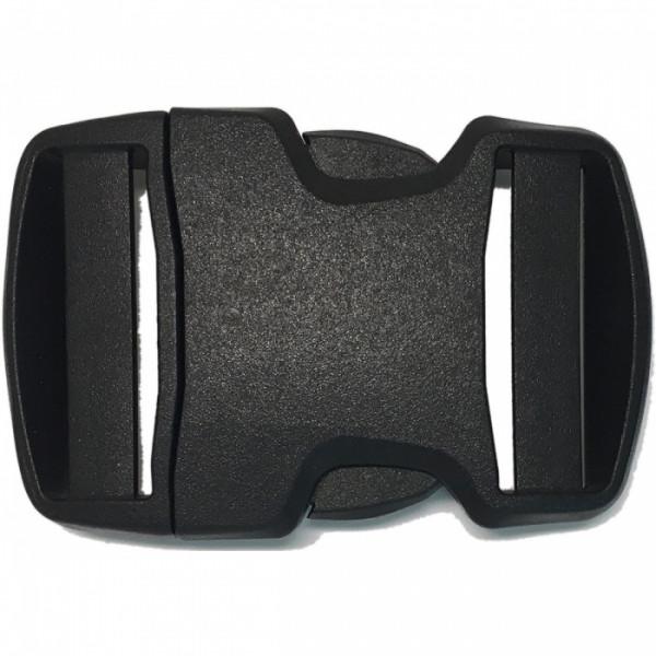 Dakine Replace Waist Buckle 38mm Dual Adjust (Set) Black