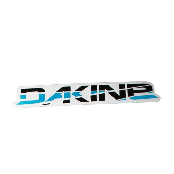 Dakine Shift Medium Aufkleber Blue / Black (20.5 x 3 cm)