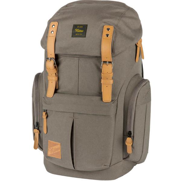 Nitro Daypacker 32L Rucksack mit Laptopfach Waxed Lizard