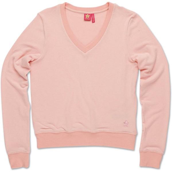 Dakine Boyfriend V-Neck Sweatshirt / Pullover Lotus