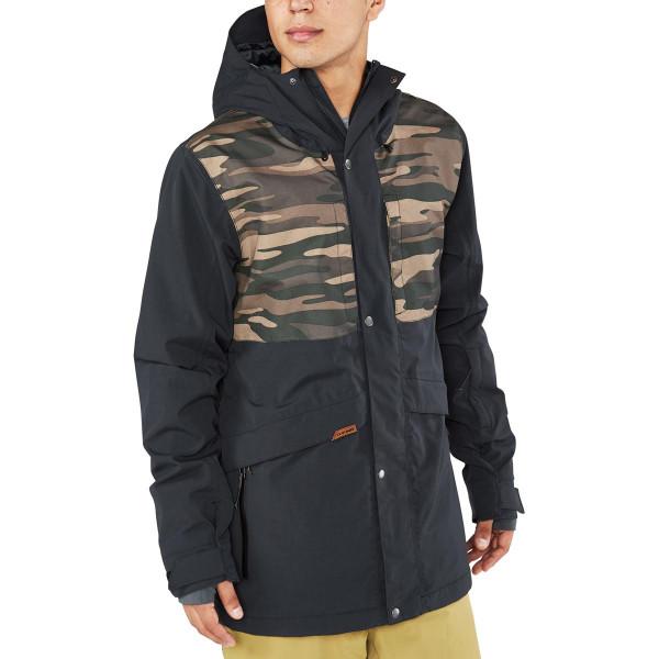 Dakine Wyeast Jacket Herren Ski- / Snowboard Jacke Black / Field Camo