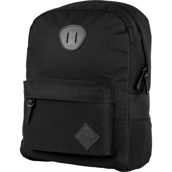 Nitro Urban Classic 20L Rucksack mit Laptopfach True Black
