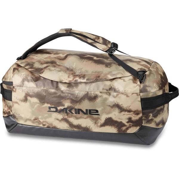 Dakine Ranger Duffle 90L Tasche mit Rucksackgurten Ashcroft Camo