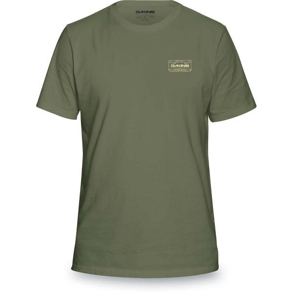 Dakine Peak To Peak T-Shirt Herren T-Shirt Army