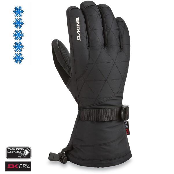 Dakine Camino Glove Damen Ski- / Snowboard Handschuhe mit Innenhandschuh Black