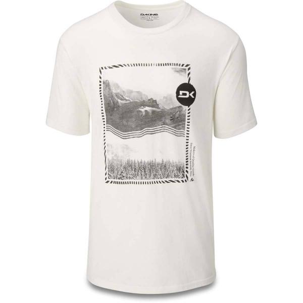 Dakine Indelible Herren T-Shirt Off White