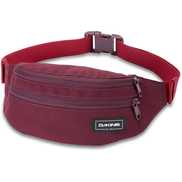 Dakine Classic Hip Pack Hüfttasche Bauchtasche Garnet Shadow