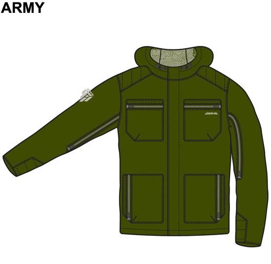 Dakine Device Hoodie Army