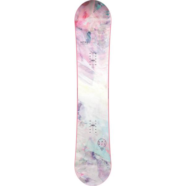Nitro Spirit Youth Brd 21 Snowboard