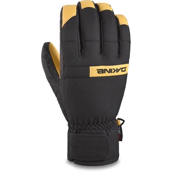 Dakine Nova Short Glove Ski- / Snowboard Handschuhe Black / Tan
