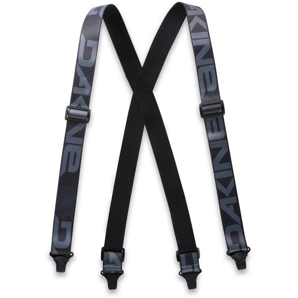 Dakine Hold Em Suspenders Hosenträger Black
