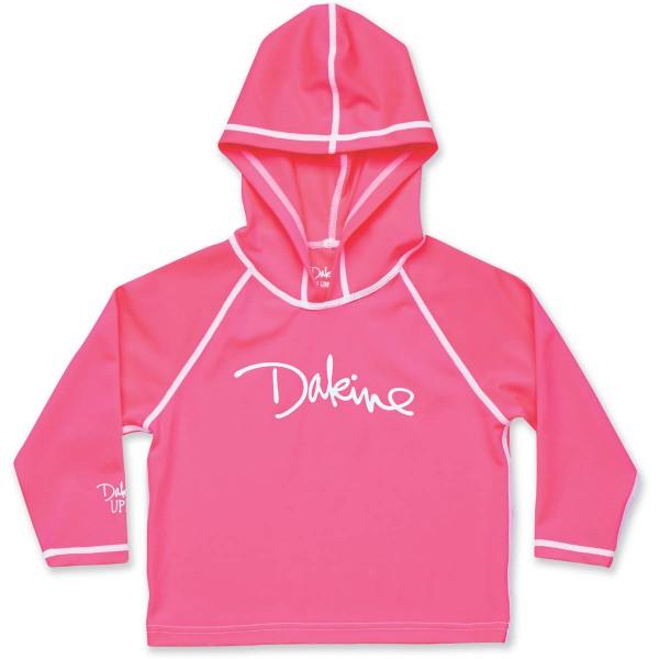 Dakine Girls Toddler Hoodie Kinder Lycra Kapuzen Pullover Pop Star Pink