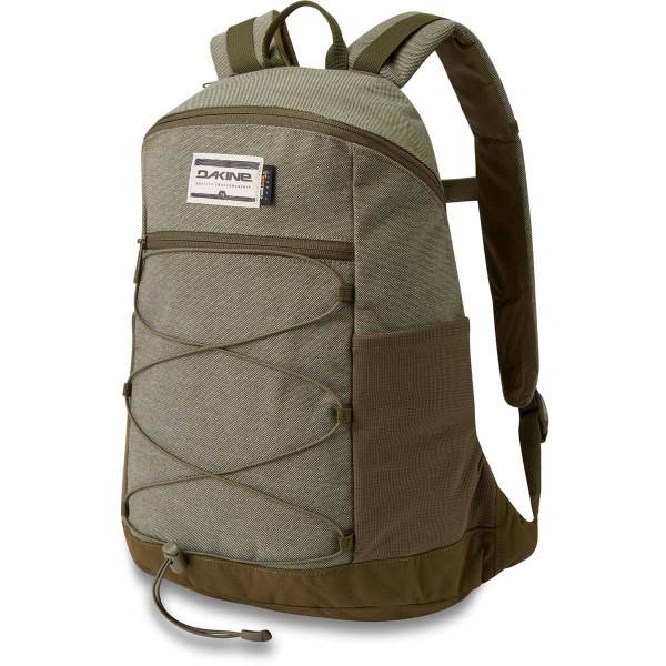 Dakine WNDR Pack 18L Rucksack R2R Olive