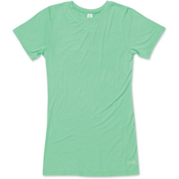 Dakine Viviana Skinny Tee Damen T-Shirt Seafoam