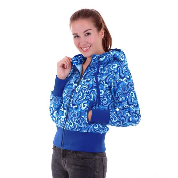 Dakine Womens Print Hoodie Sweatshirt / Pullover Hood