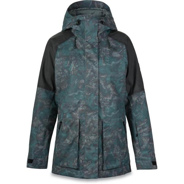 Dakine Weatherby Jacket Damen Ski- / Snowboard Jacke Black / Madison