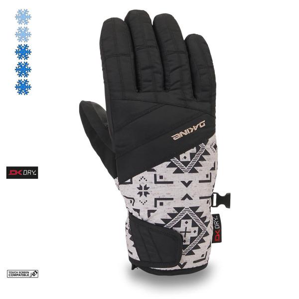 Dakine Sienna Glove Damen Ski- / Snowboard Handschuhe Silverton