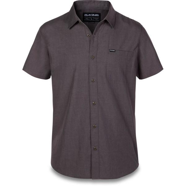 Dakine Kain S/S Woven Herren Hemd Asphalt