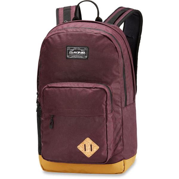 Dakine 365 Pack DLX 27L Rucksack mit iPad/Laptop Fach Plum Shadow