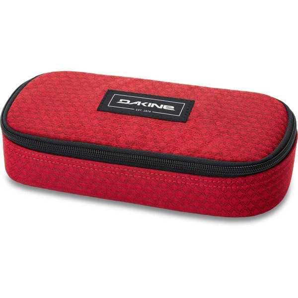 Dakine School Case Federmäppchen Crimson Red