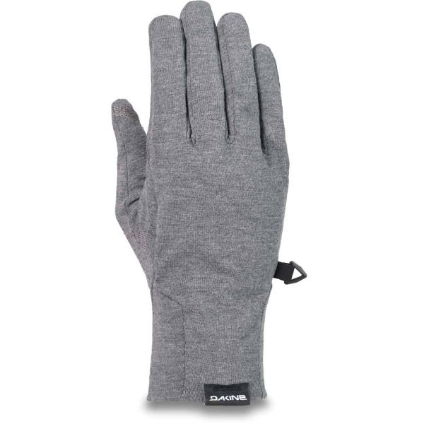 Dakine Womens Syncro Wool Liner Glove Damen Innenhandschuhe Gunmetal