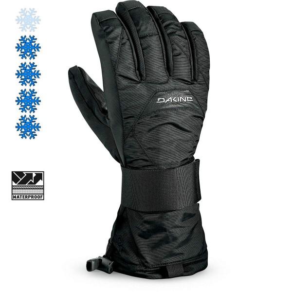Dakine Wristguard Mitt Herren Ski- / Snowboard Handschuhe mit Handgelenkschutz Black