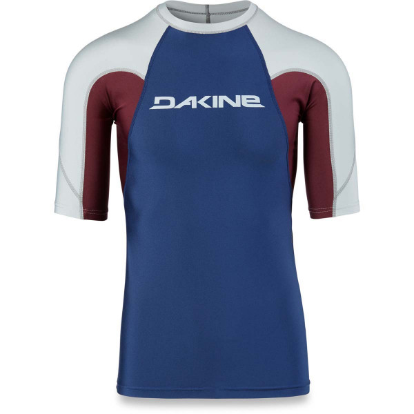 Dakine Heavy Duty Snug Fit S/S Herren Lycra Resin