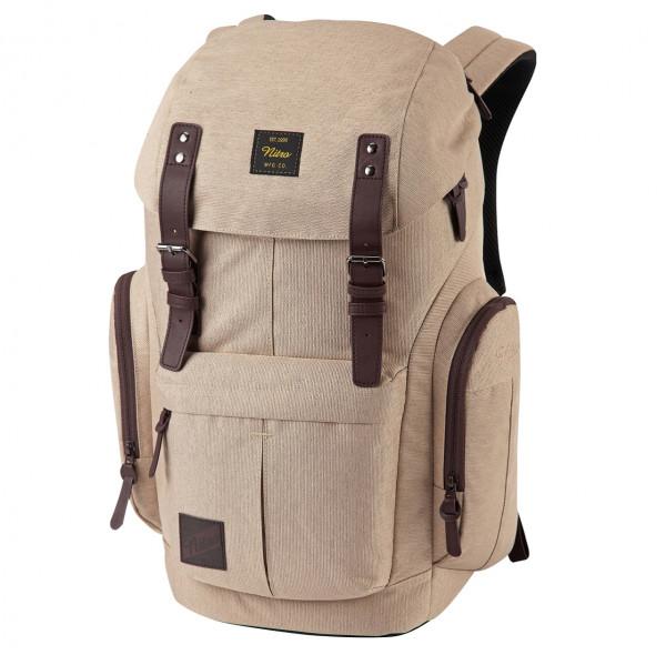 Nitro Daypacker 32L Rucksack mit Laptopfach Almond
