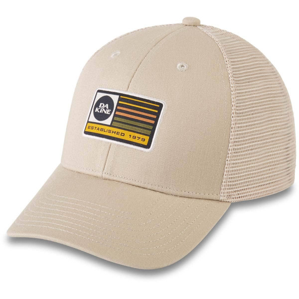Dakine Banner Trucker Cap Barley