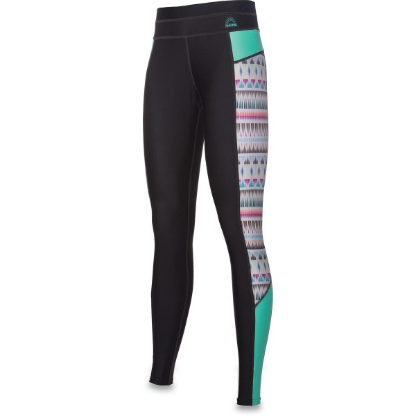Dakine Womens Persausive Surf Legging Surf Leggings Zanzibar