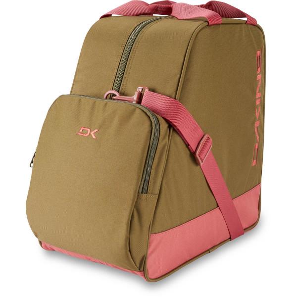 Dakine Boot Bag 30L Ski-/Snowboardschuh Tasche  Dark Olive / Dark Rose